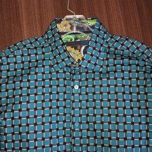 LIKE NEW! Men's dress shirt